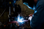 Tresorbau Fabrikationsbetrieb - Werkstatt bei Rippstein Tresore AG